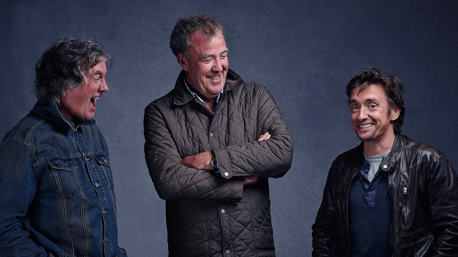 the top gear trio