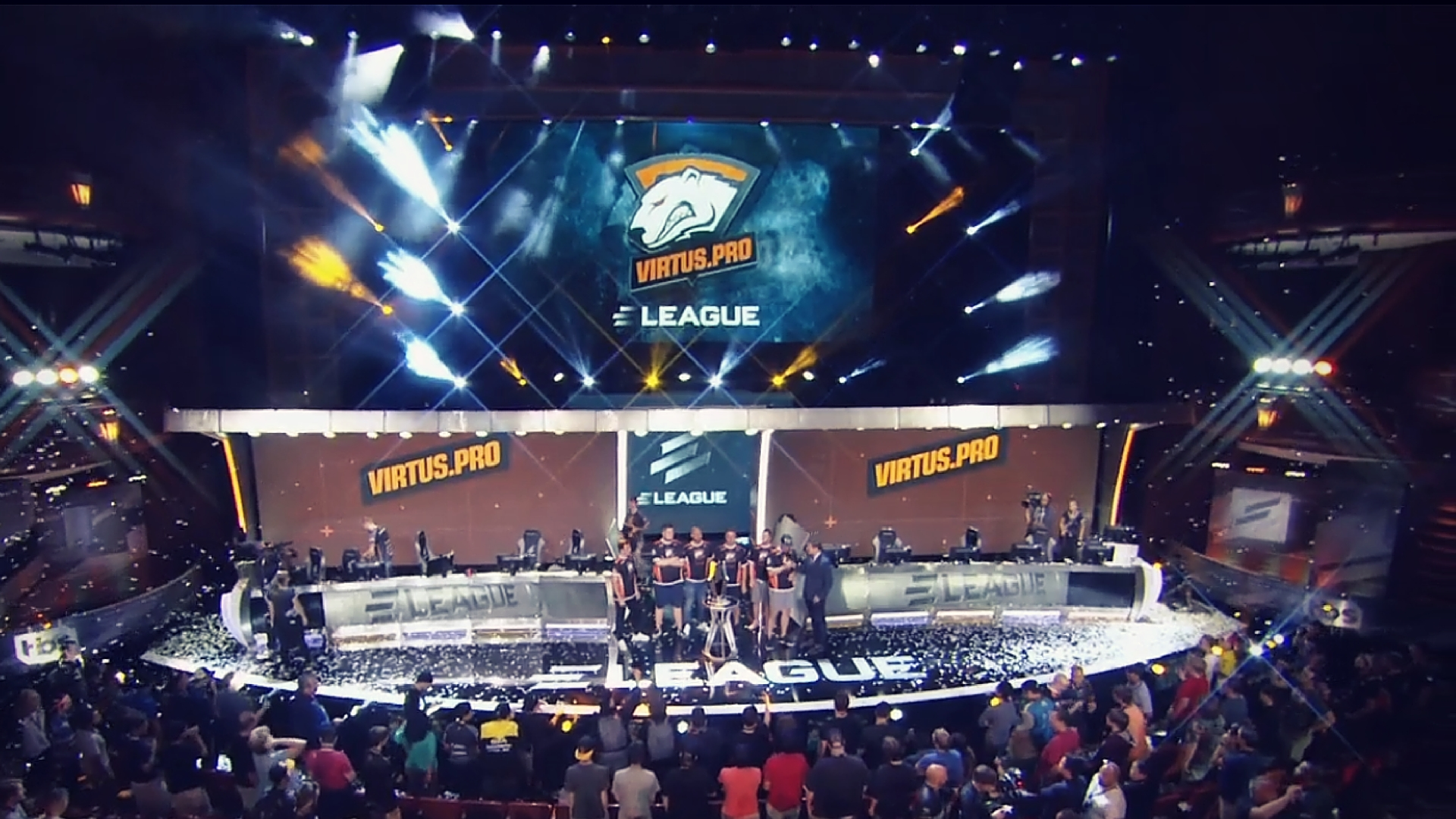 virtus pro beats fnatic eleague