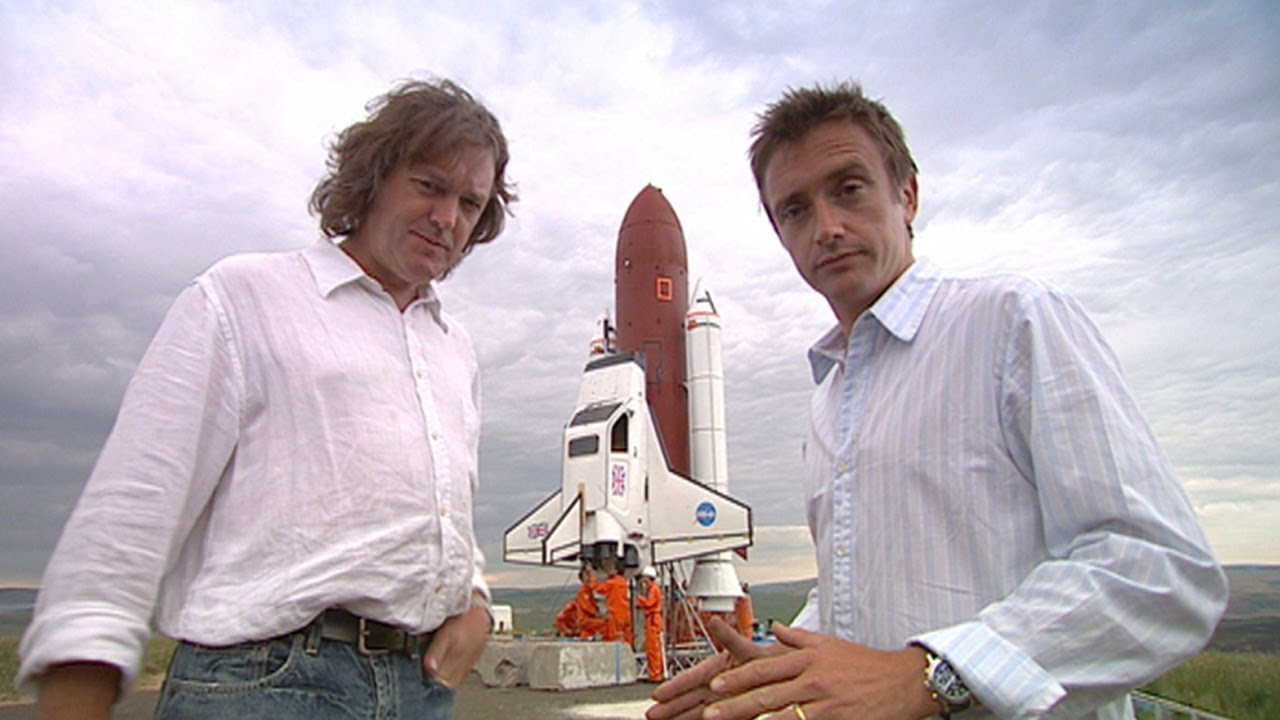 top gear space