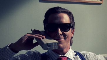 american psycho returning some videotapes quote