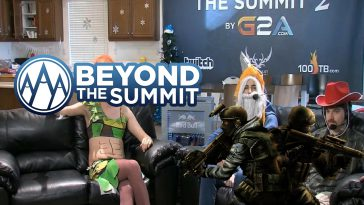 beyond the summit csgo tournament