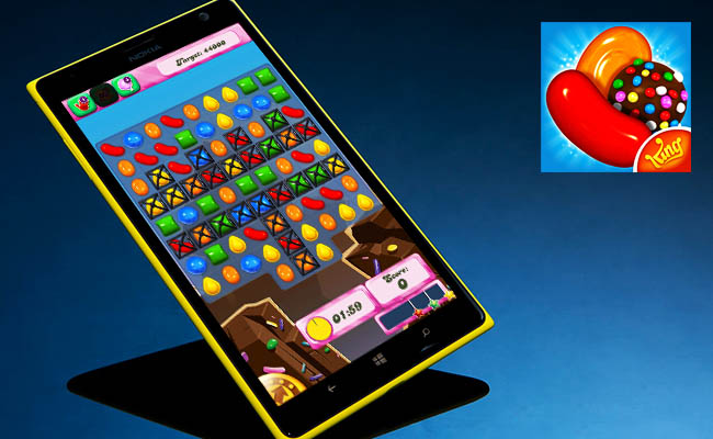 candy crush windows phone