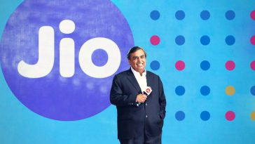 reliance jio mukesh ambani