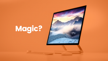 The Microsoft Surface Studio: Is it Magic