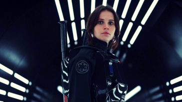 jyn from star wars rogue one review