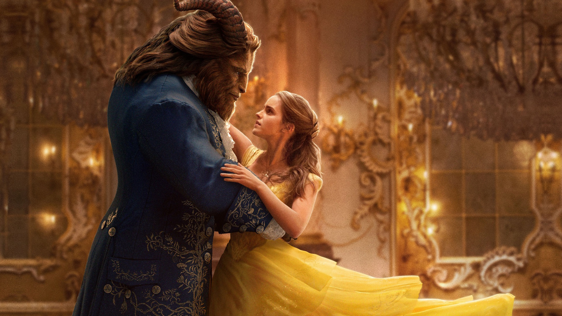 beauty and the beast emma watson Top 12 Hollywood Movies to Look Forward to in 2017