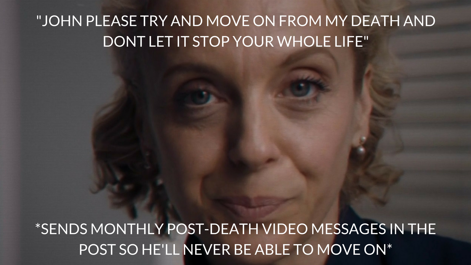 mary watson sherlock post death message