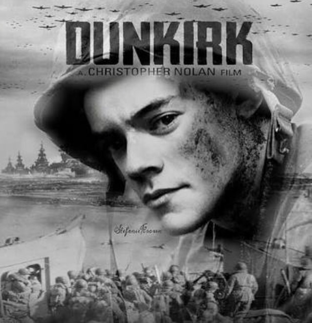 harry styles dunkirk role