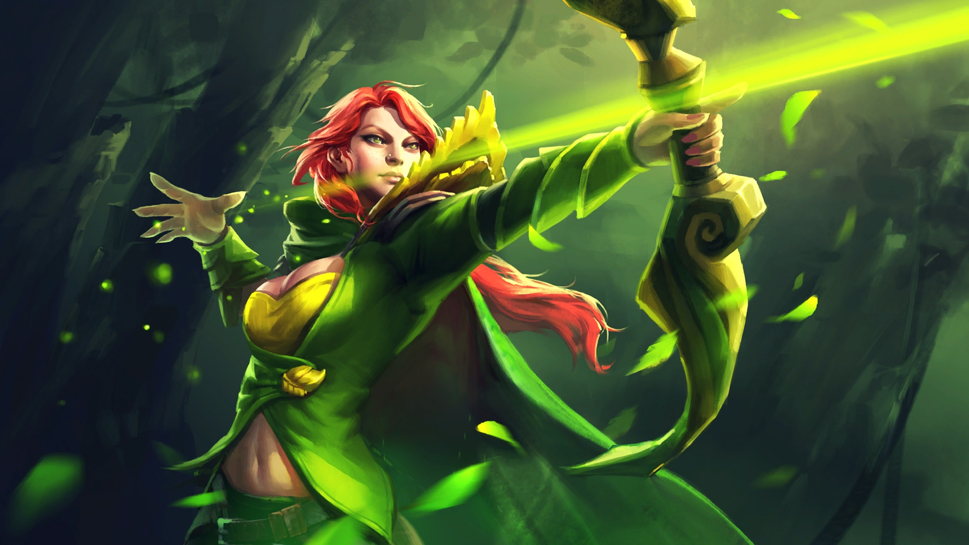 Windranger The 5 Worst Heroes in Dota 2 7.07