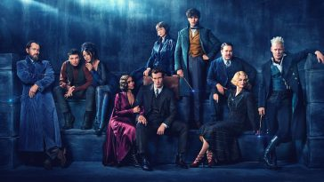 fantastic beasts 2 crimes of grindelwald