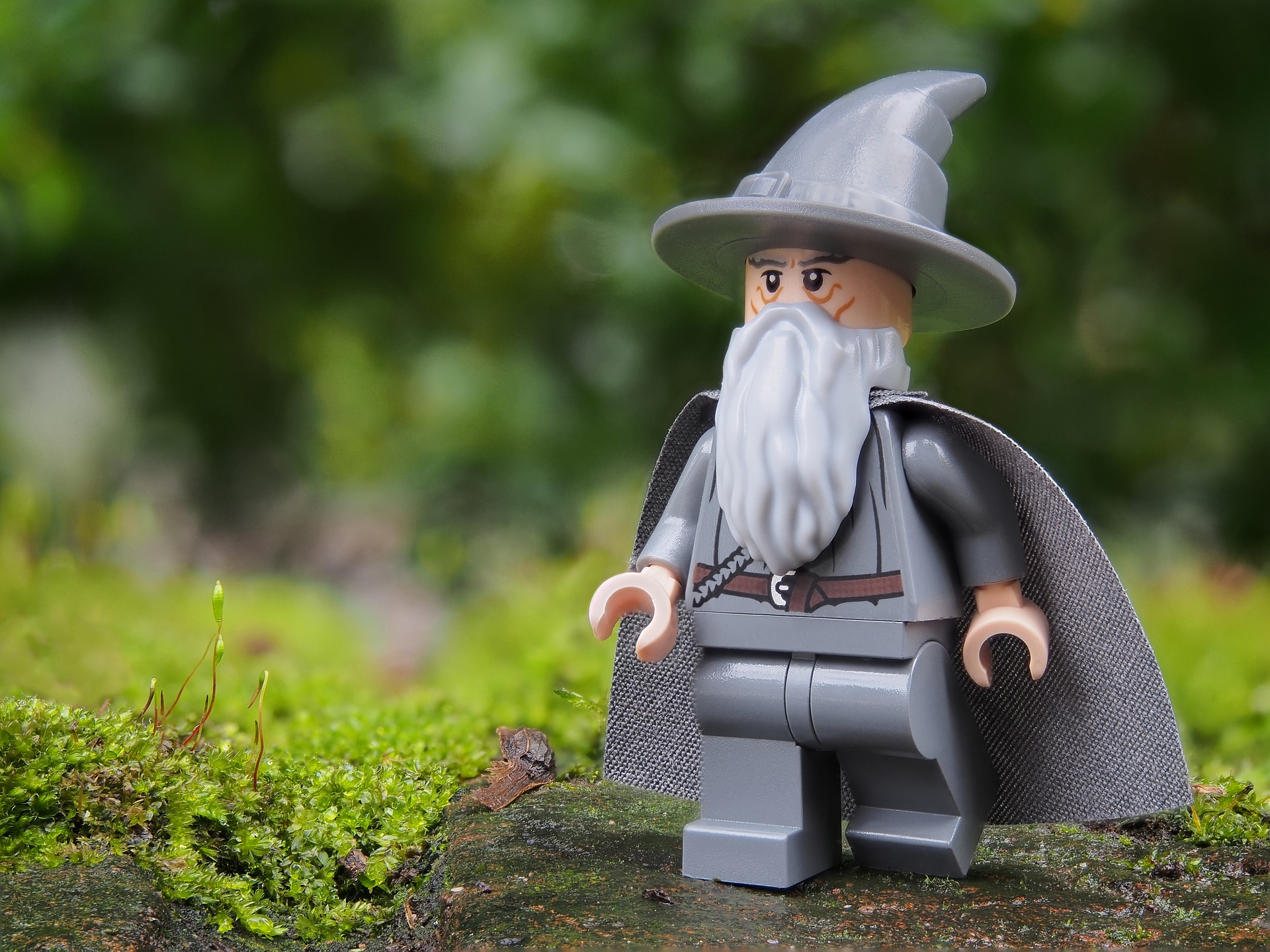 Gandalf the Gay - Gandalf Lego