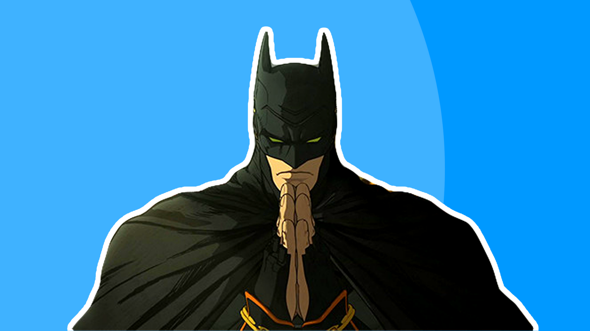 batman ninja cover background
