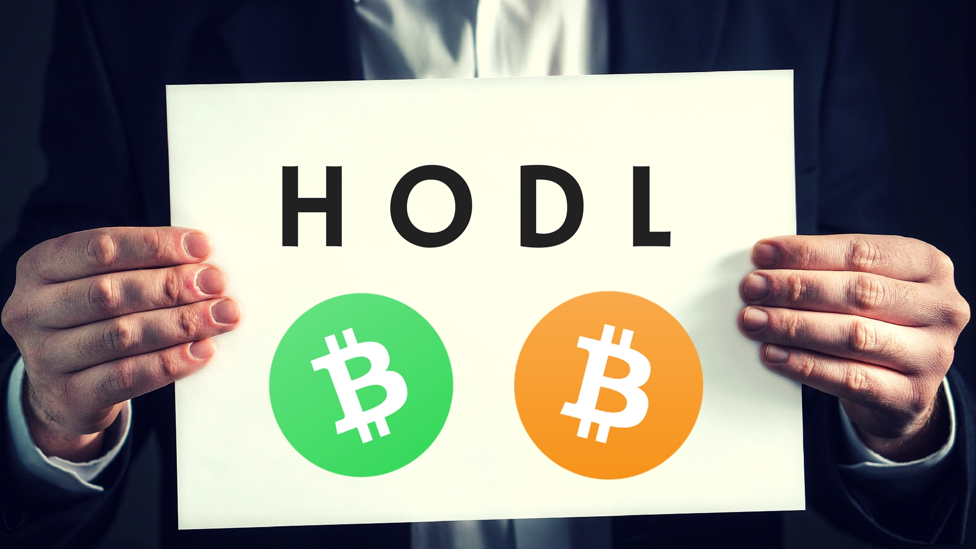 Bitcoin Takes a Nosedive, But Here's Why You Should HODL