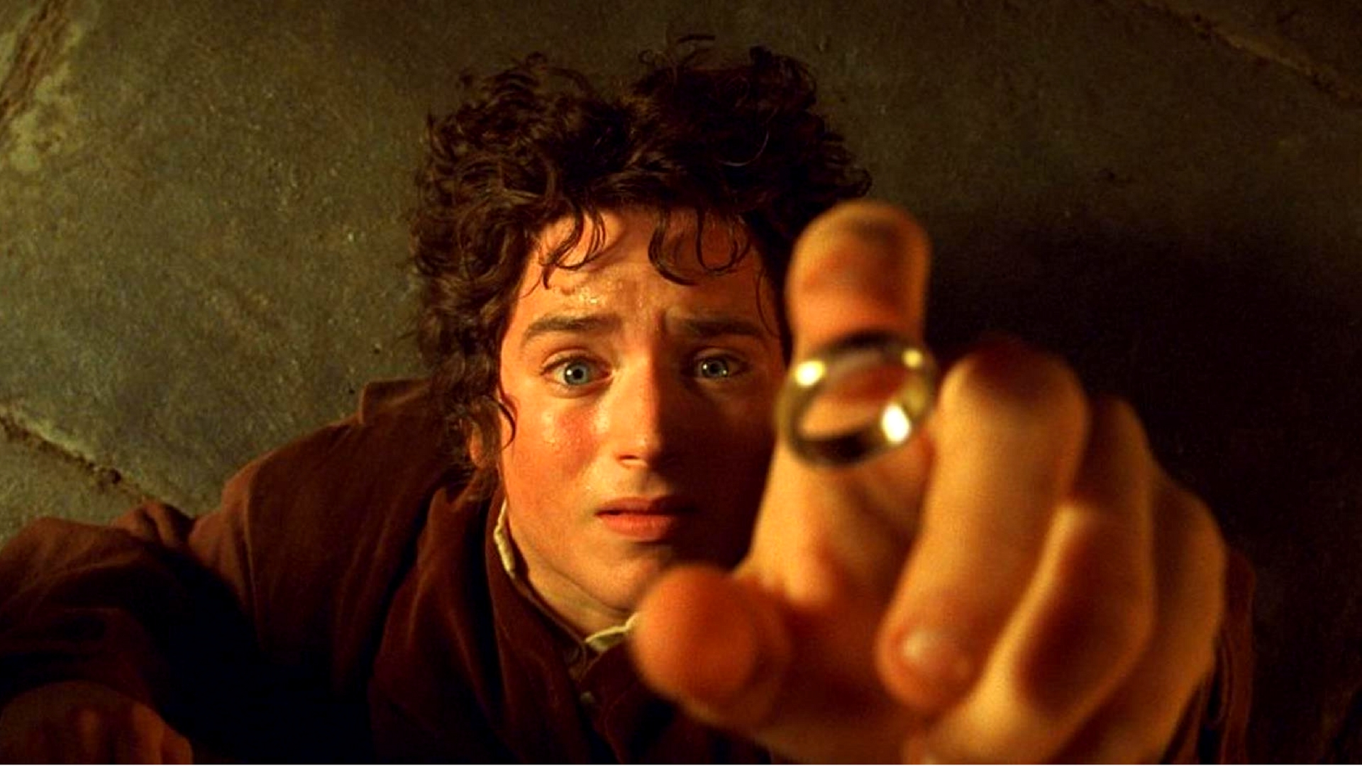 frodo baggins lord of the rings tv show