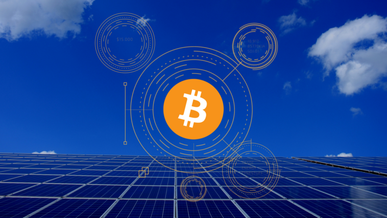 Cryptocurrency Solar Power energy grid