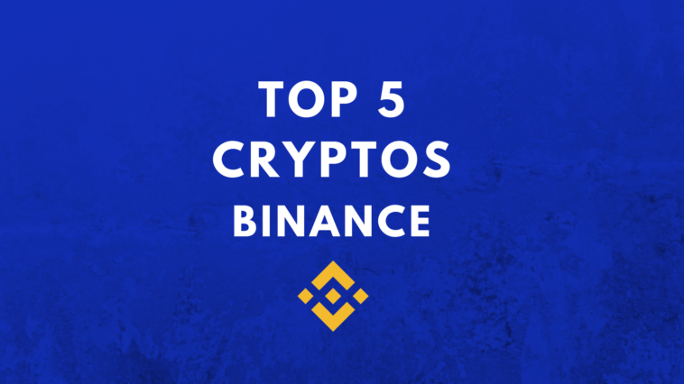 best cryptocurrencies to buy on binance