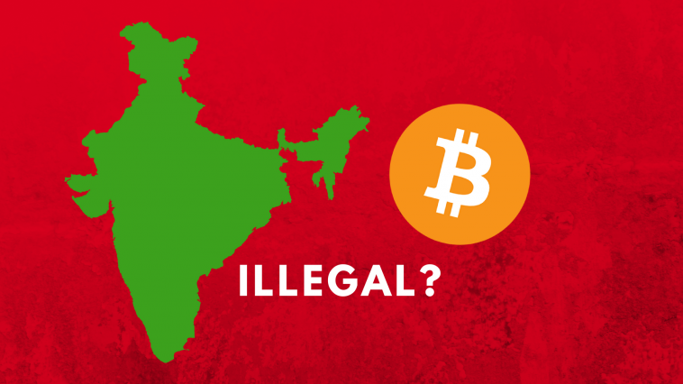 bitcoin illegal in india