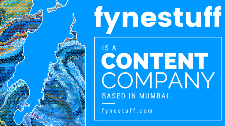 fynestuff content marketing company mumbai