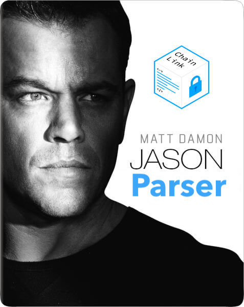 jason parser chainlink