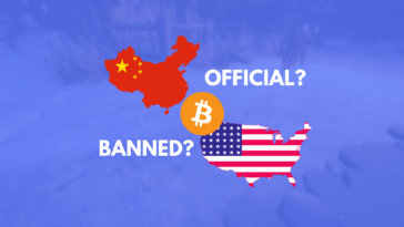 china usa bitcoin official currency